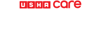 Usha Care Helpline Logo